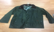 Green Oxford Jacket